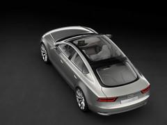 2009 Audi Sportback Concept .