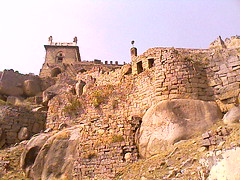 Rani mahal (tanooshree) Tags: fort golconda