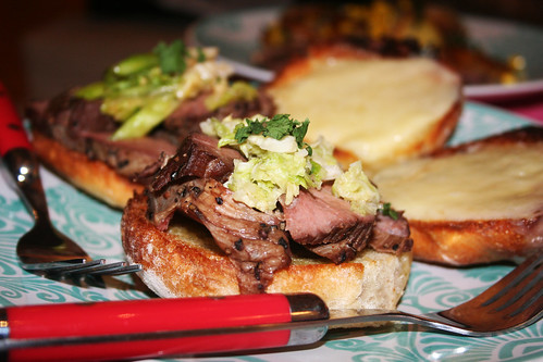 hairy cooks steak sammies
