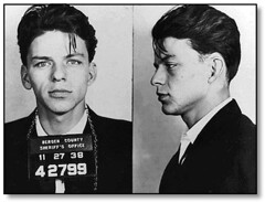 Frank Sinatra - arrest mug shot (888bailbond) Tags: musicians newjersey singers celebrities celebs seduction mugshots sinatra franksinatra arrests vocalists celebritymugshots celebrityarrests celebarrests celebmugshots