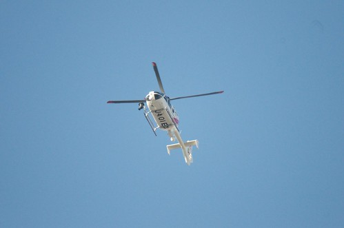 helicopter - 500mm, 1/2000s