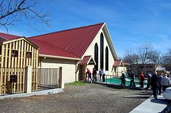 Dedication of New Life Center