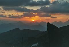 zittelhaus_sunset (Gerald Jarosch) Tags: sunset mountains alps austria sonnenuntergang berge backpacking mountaineering alpen hohetauern sonnblick hohersonnblick zittelhaus tauernhhenweg