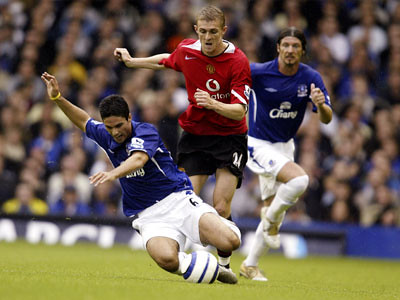 Everton fc vs Man Utd