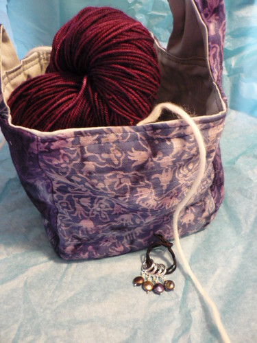 Joanne's Fellow Knitter Goodybag