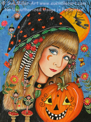 Halloween Funzies by Sue Miller