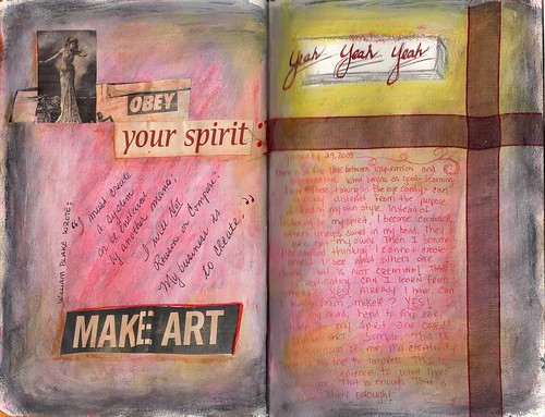 Obey Your Spirit