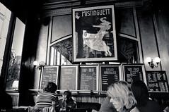 I lOve Panme (FXGR) Tags: bw paris cafe montmartre nb otw fxg paname granveau