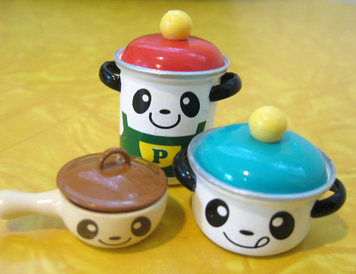 small panda pans