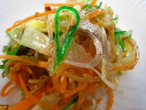 My portion of Zhen Jie's Yu Sheng