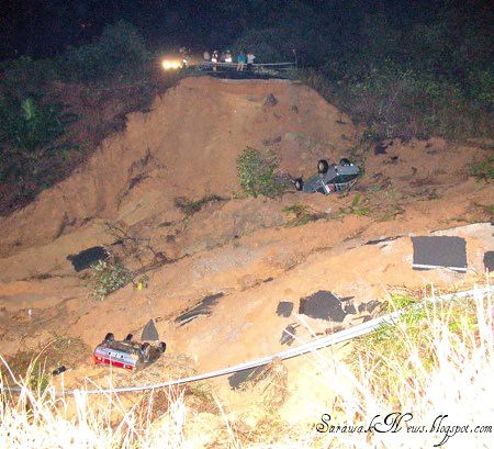 Kpg Beraya Road Collapse