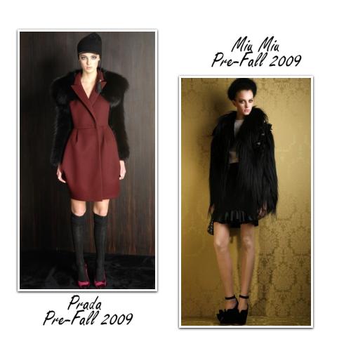 Miuccia Prada Goes Disturbingly Normal for Pre-Fall 2009