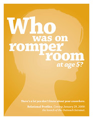 Who was on romper room at age 5?
