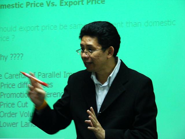 (Export Pricing Worshop) by iWisdom