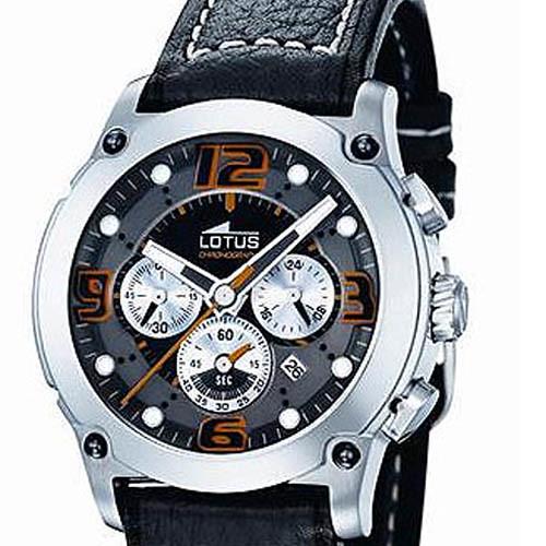 Lotus reloj