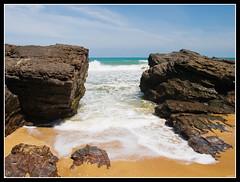 (Zairi) Tags: beach olympus malaysia e3 kemasik terengganu zd kemaman 1454mm