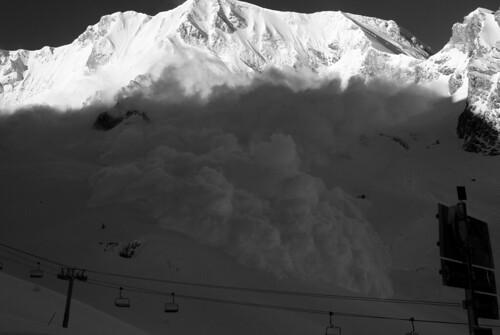 12/02/09 - Avanlanche Gourette - Pic de Ger