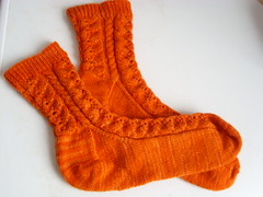 IMG_0005 (dryadknits) Tags: socks fo knitty baudelaire