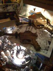 Vintage Buck Rogers - Disintegrators (AddictedToPlastic) Tags: museum toy leura addictedtoplastic