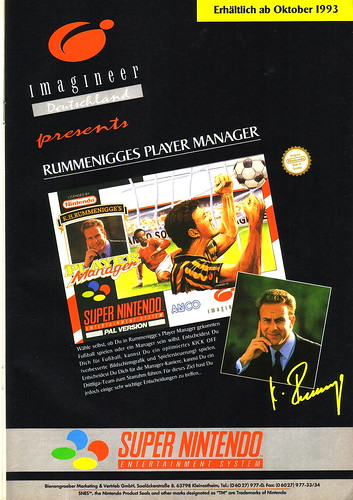 Rummenigge´s Player Manager (Man!ac 11/93)