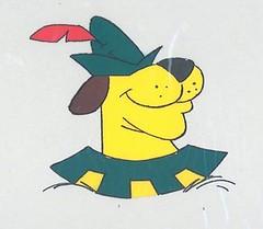 Ode to Hanna Barbera Dogs: Robin Hoodnik (slappy427) Tags: jonnyquest spaceghost scoobydoo 1970s flintstones jetsons muttley yogibear bettyrubble huckleberryhound fredflintstone barneyrubble hannabarbera johnnyquest topcat saturdaymorningcartoons wilmaflintstone 1960s quickdrawmcgraw laffalympics pebblesandbammbamm dinoflintstone robinhoodnick