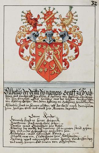 007- Escudo de Armas del Conde Albretch IV-saa-V4-1985_032r