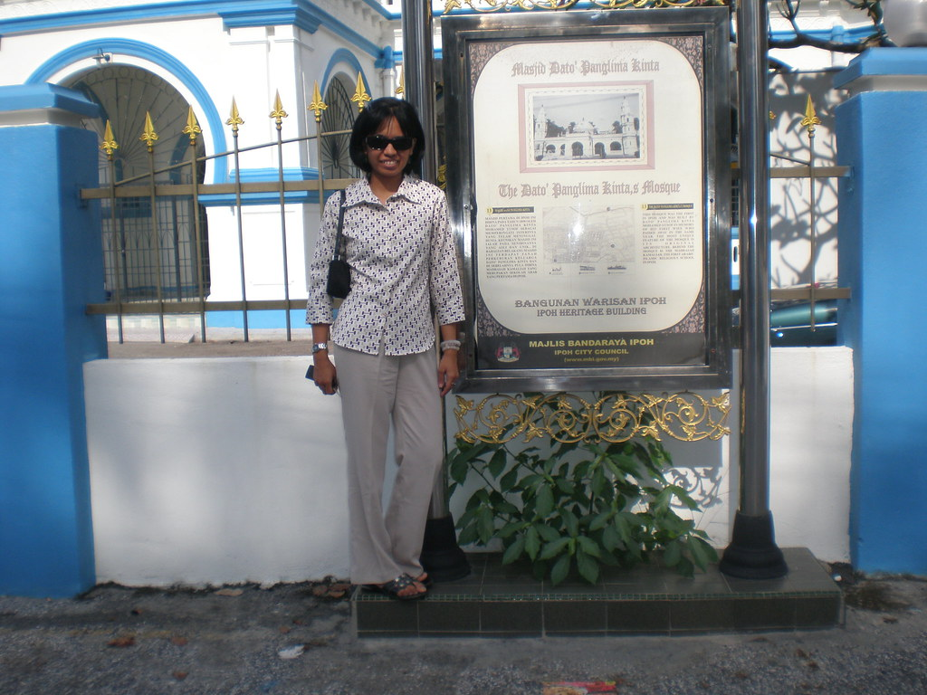 masjid dato' panglima kinta