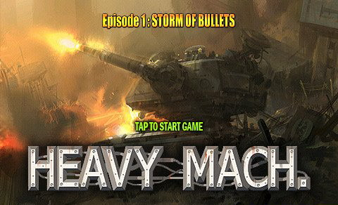 Heavy Mach v1.0 for iPhone