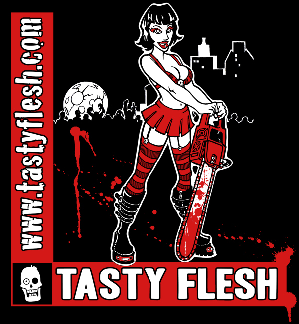 Upcoming Tasty Flesh Shirt