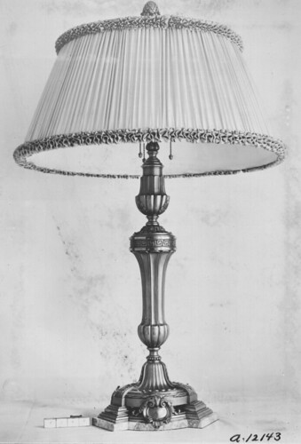 Table Lamp, New York Public Library, New York City