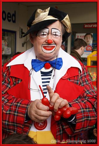 Carnaval Clown