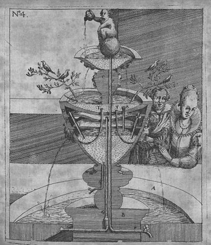 Heinrich Zeising - Theatri machinarum Erster - 1613 g