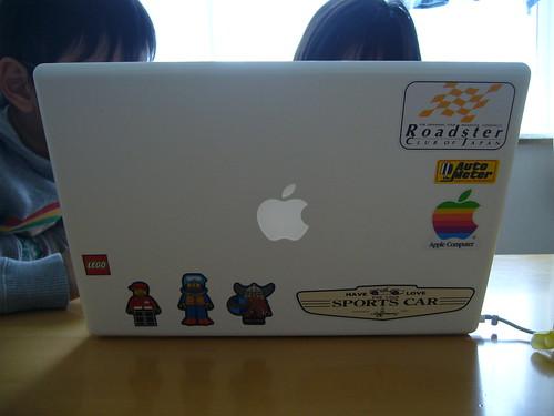 MacBookで遊ぶ