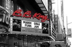B. B. King (Dss) Tags: city trip travel fab music usa newyork architecture america canon cutout moments manhattan famous jazz places midtown timesquare bbking particulars abigfave particolarti