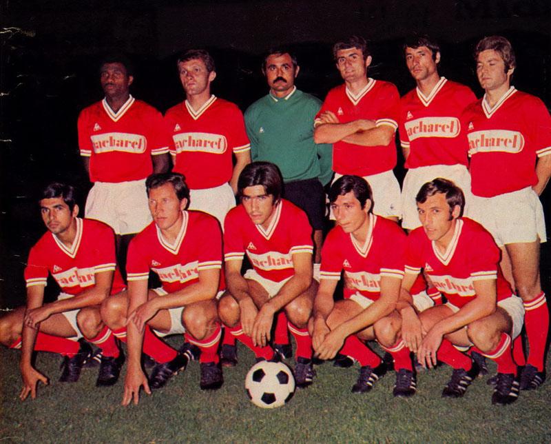 nîmes 1970-71