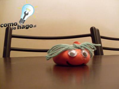 Como hacer un muñeco Anti-Stress