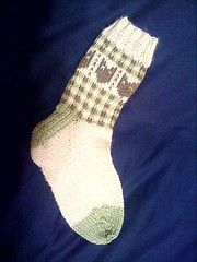 Kitty Sock