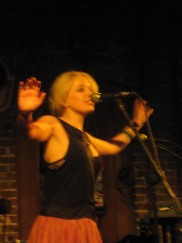 Little Boots at SXSW 2009 3.20.09