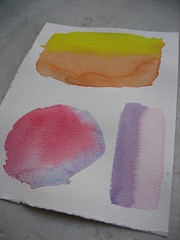 Water Color Class