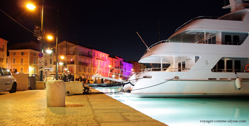 Décidemment, on ne se lasse pas de ces superbes yachts de Saint Tropez
