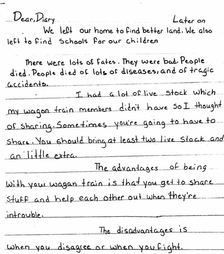 final diary
