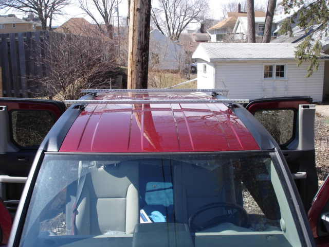 Diy Roof Rack With Full Plans Page 15 Honda Element