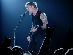 Metallica (James Hetfield) @ Birmingham par 6tee-zeven
