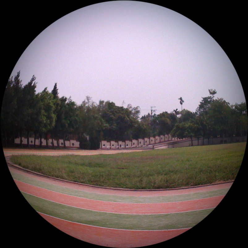 Fisheye - playground