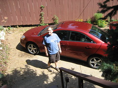"""Our driveway! • <a style=""""font-size:0.8em;"""" href=""""http://www.flickr.com/photos/36178200@N05/3395503950/"""" target=""""_blank"""">View on Flickr</a>"""
