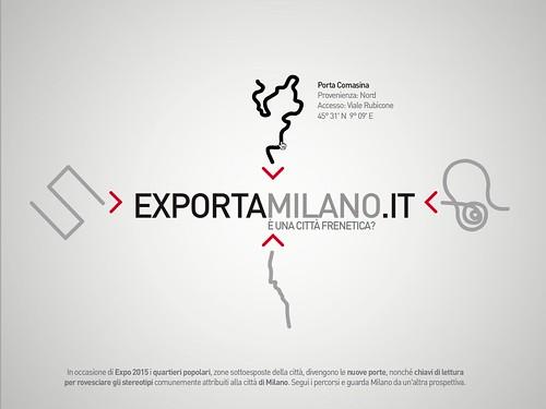 Exporta Milano
