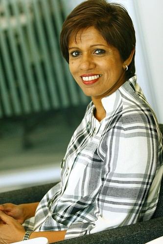 Anne Abraham; Managing Director, Cisco Malaysia