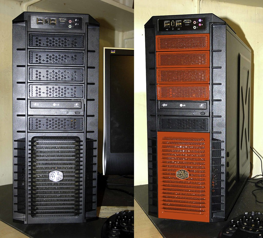 Cooler Master Haf 932 Case Mod Toms Hardware Forum