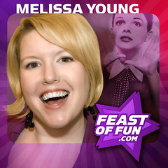 Campy musician Melissa Young talks about gay divas on Feast of Fun
