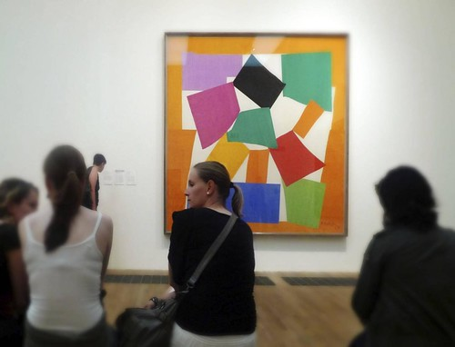 matisse goes blurry
